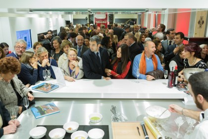 Apertura showroom Miele